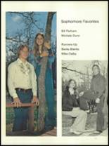 1975 Stephenville High School Yearbook Page 16 & 17
