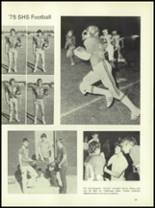 1975 Stephenville High School Yearbook Page 36 & 37