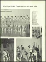 1975 Stephenville High School Yearbook Page 44 & 45
