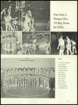1975 Stephenville High School Yearbook Page 46 & 47