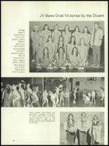 1975 Stephenville High School Yearbook Page 54 & 55
