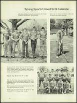 1975 Stephenville High School Yearbook Page 58 & 59