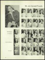 1975 Stephenville High School Yearbook Page 66 & 67