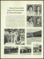 1975 Stephenville High School Yearbook Page 78 & 79