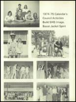 1975 Stephenville High School Yearbook Page 138 & 139