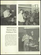 1975 Stephenville High School Yearbook Page 168 & 169