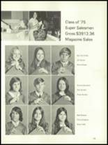 1975 Stephenville High School Yearbook Page 178 & 179