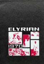 1970 Yearbook Elyria High School