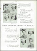 1944 St. Joseph High School Yearbook Page 52 & 53