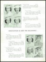 1944 St. Joseph High School Yearbook Page 54 & 55