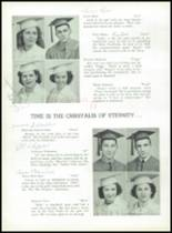 1944 St. Joseph High School Yearbook Page 56 & 57