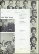 1966 Forsan High School Yearbook Page 16 & 17