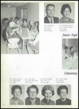 1966 Forsan High School Yearbook Page 18 & 19