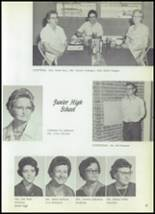 1966 Forsan High School Yearbook Page 20 & 21