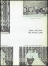 1966 Forsan High School Yearbook Page 36 & 37