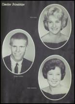 1966 Forsan High School Yearbook Page 42 & 43