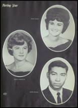 1966 Forsan High School Yearbook Page 44 & 45