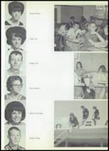 1966 Forsan High School Yearbook Page 52 & 53