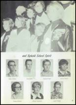 1966 Forsan High School Yearbook Page 58 & 59