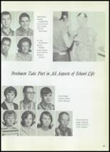 1966 Forsan High School Yearbook Page 62 & 63