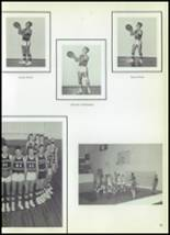 1966 Forsan High School Yearbook Page 84 & 85