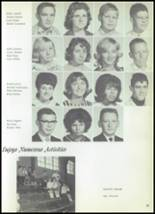 1966 Forsan High School Yearbook Page 98 & 99