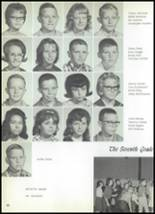 1966 Forsan High School Yearbook Page 100 & 101