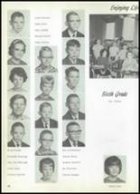 1966 Forsan High School Yearbook Page 102 & 103