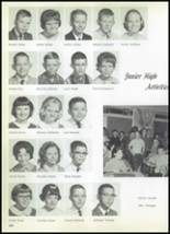 1966 Forsan High School Yearbook Page 104 & 105