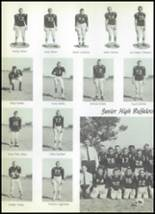 1966 Forsan High School Yearbook Page 106 & 107