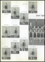 1966 Forsan High School Yearbook Page 108 & 109