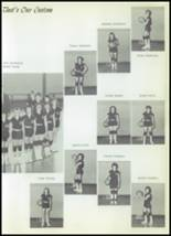1966 Forsan High School Yearbook Page 110 & 111
