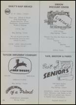 1966 Forsan High School Yearbook Page 158 & 159