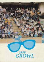 1989 Yearbook Desoto County High School
