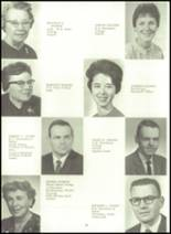 1964 Lewiston High School Yearbook Page 14 & 15
