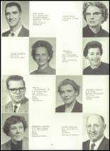 1964 Lewiston High School Yearbook Page 16 & 17