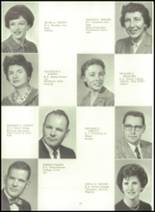 1964 Lewiston High School Yearbook Page 18 & 19