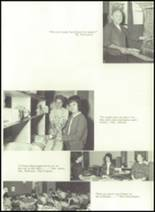 1964 Lewiston High School Yearbook Page 20 & 21