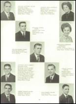 1964 Lewiston High School Yearbook Page 28 & 29