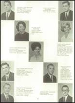1964 Lewiston High School Yearbook Page 30 & 31