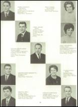 1964 Lewiston High School Yearbook Page 32 & 33