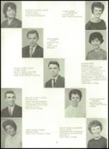 1964 Lewiston High School Yearbook Page 36 & 37