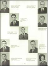1964 Lewiston High School Yearbook Page 42 & 43