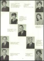 1964 Lewiston High School Yearbook Page 46 & 47