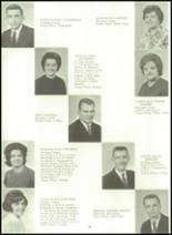 1964 Lewiston High School Yearbook Page 54 & 55