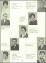 1964 Lewiston High School Yearbook Page 62 & 63