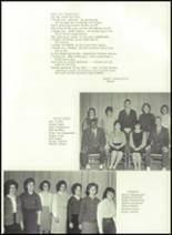 1964 Lewiston High School Yearbook Page 86 & 87