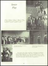 1964 Lewiston High School Yearbook Page 92 & 93