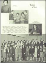 1964 Lewiston High School Yearbook Page 98 & 99