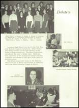 1964 Lewiston High School Yearbook Page 100 & 101
